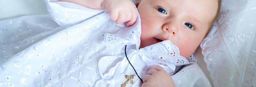 bijoux offrir pour un baptême